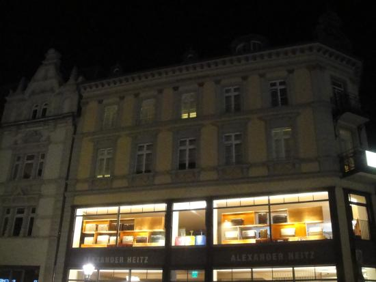 Augustiner Tor Hotel: Upper floors are the hotel