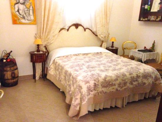 Gourmet B&B Villa Landucci: Vin santo room