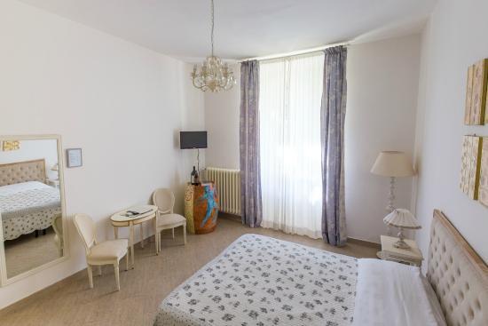 Gourmet B&B Villa Landucci: Bolgheri Room