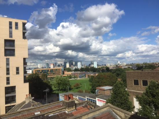 vista dalla cucina picture of new cross inn hostel london rh tripadvisor co uk