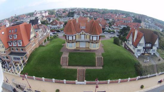 Villa am strand von de haan picture of b b yaca de haan for B b maison rabelais de haan