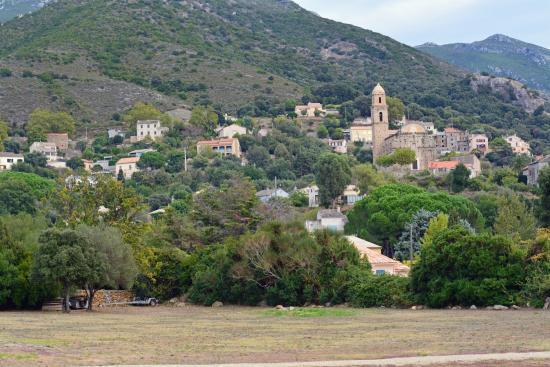 E Caselle Villas Hotelieres : Patrimonio vu depuis E CASELLE