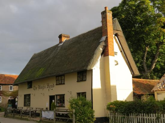 Laxfield King's Head (The Low House): The Low House