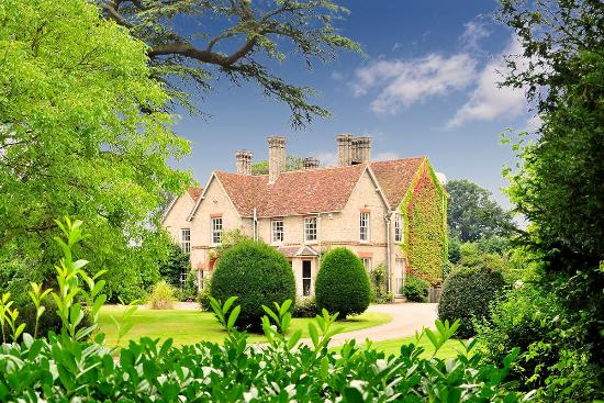 The Old Rectory Country House Great Waldingfield B Amp B