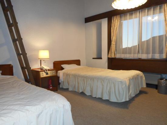 Tateyama Kogen Hotel: 部屋の様子