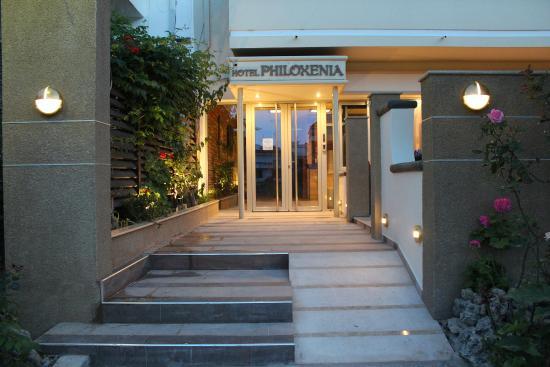 Philoxenia Hotel & Studios: Facade