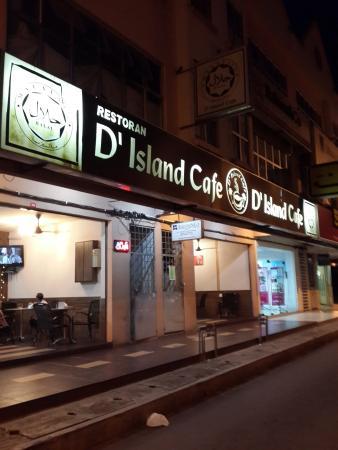 D Island Café