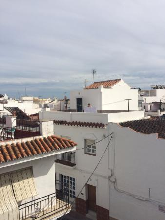 Easy Nerja Hostel: View from terrace