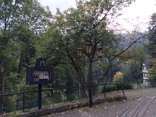 Burg Windeck Hotel und Restaurant: Around the hotel Burg Windeck