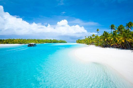 Isole Cook: Laguna di Aitutaki