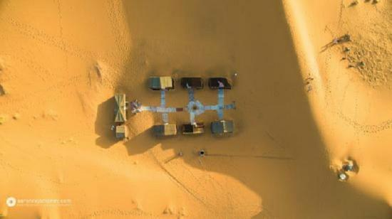 Merzouga Dunes Luxury Camps: Luxury Merzouga Experience Camp