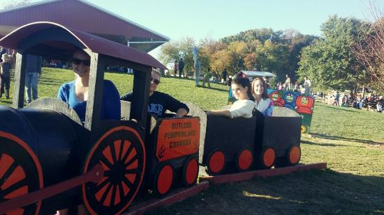 Butler's Orchard: Great day out for people of all ages