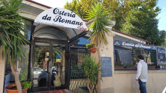 Osteria pizzeria Da Romano