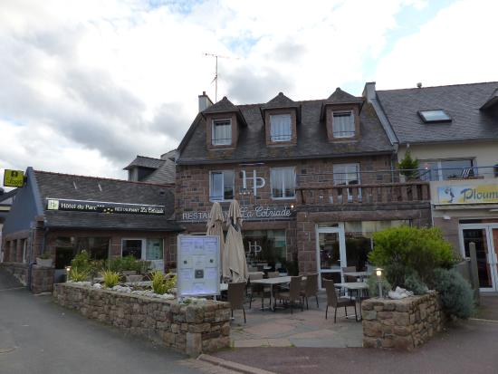 Hotel Restaurant Demi Pension Perros Guirec