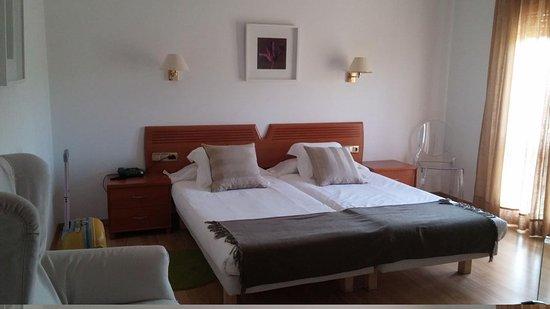 Hotel Porta d'Alella: Habitación doble 123
