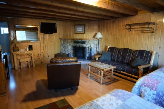 Yellowstone Inn: Cabin Nr.4
