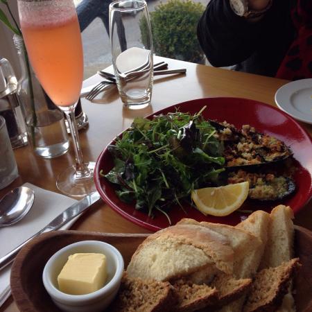 Ballycotton, Irlande : Lovely Fishdishes.....