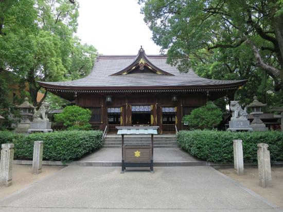 Wakamiya Hachimansha Shrine