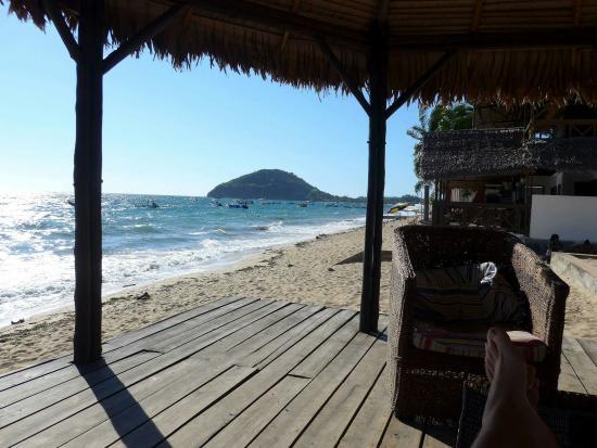 L'Hotel Coco Plage: Été 2015, le charme toujours au présent dans cet établissement d'une simplicité atypique de l'îl
