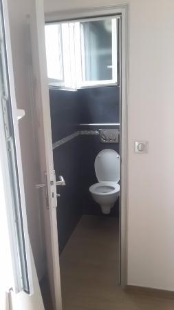 Hotel Sofia : Toilet