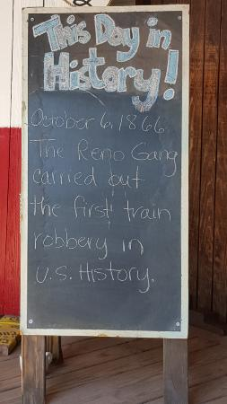 Buffalo Gap, TX: A date in history