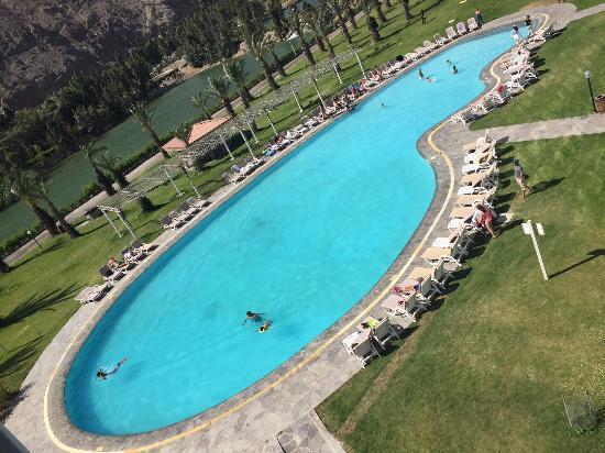Foto de hacienda hotel guizado portillo pacar n piscina for Piscinas portillo