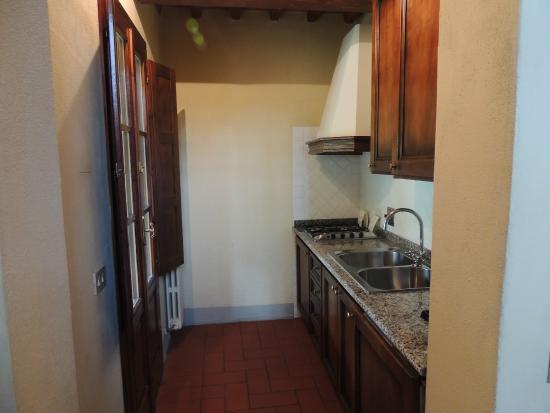 Monsignor Della Casa Country Resort & Spa: Kitchen