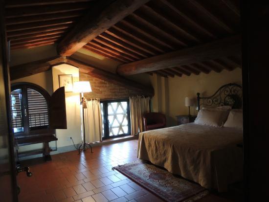 Monsignor Della Casa Country Resort & Spa: Master bedroom