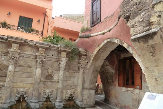 Αποτέλεσμα εικόνας για fontana rimondi ρεθυμνο