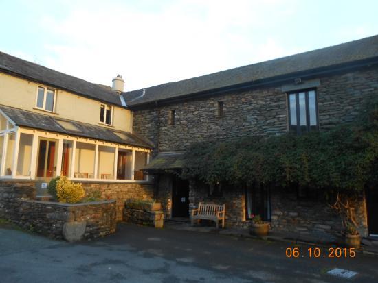 Grove Cottages on Grove Farm : Main Farmhouse. Little Grove & Middle Grove