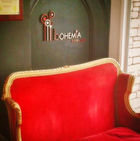 Patio español, detalles: fotografía de bohemia hotel boutique ...
