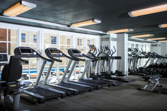 Renaissance Charleston Historic District Hotel Fitness Center