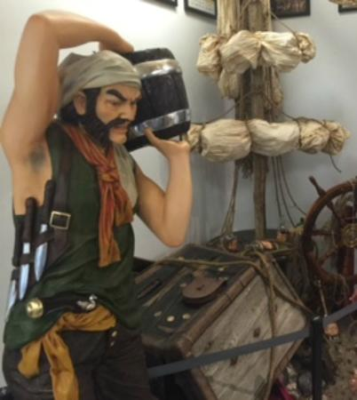 Museum of Idaho: piratas