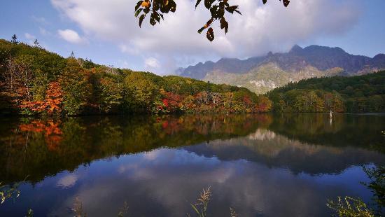 Lake Kagami