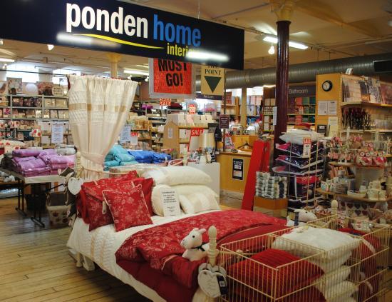 ponden home interiors. Masson Mills Shopping Village  Ponden Home Level 2 Picture of