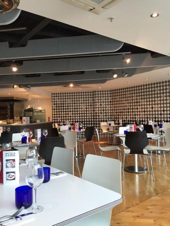 Pizza Express Princes Quay Hull Picture Of Pizza Express