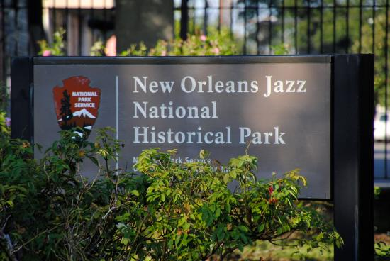 New Orleans Jazz National Historic Park