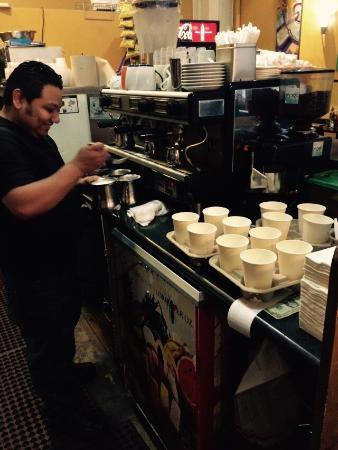 Mo Z Cafe San Francisco Ca