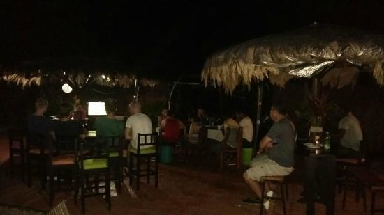 Mayol Lodge: B.B.Q Party