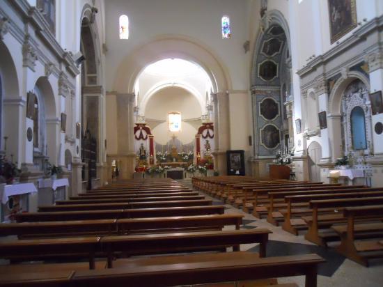 Modugno, Italy: Interno