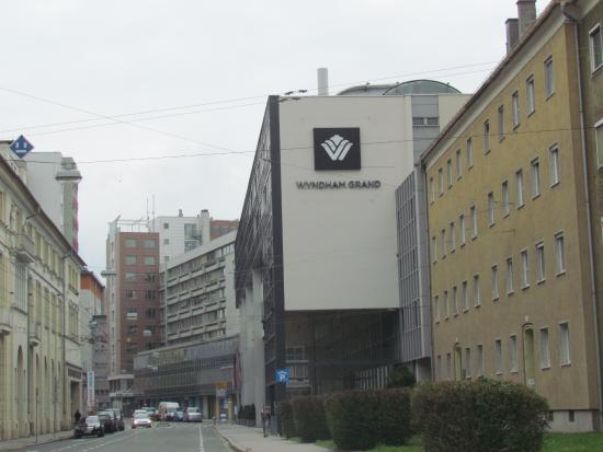 Wyndham Grand Salzburg Conference Center Hotel