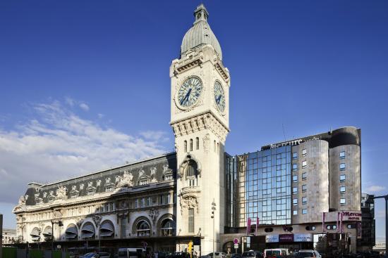 Promo hotel paris offres sur les h tels paris france - Paris gare de lyon porte de versailles ...