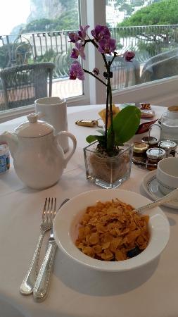 Casa Morgano: Café da Manhã