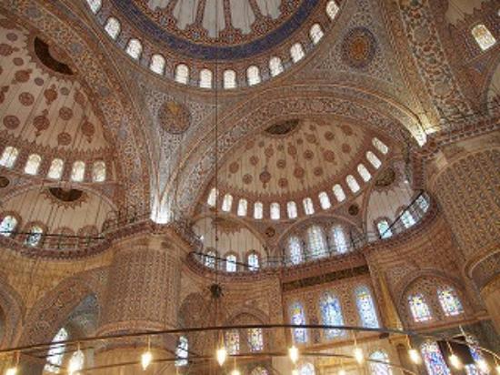 Real Istanbul Tours: ブルーモスク