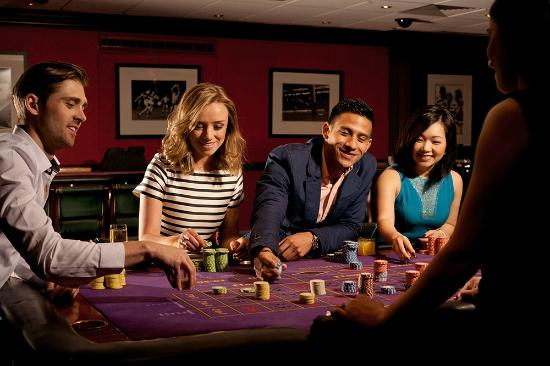 The Sporting Emporium Casino, Dublin: A unique night with friends or colleagues