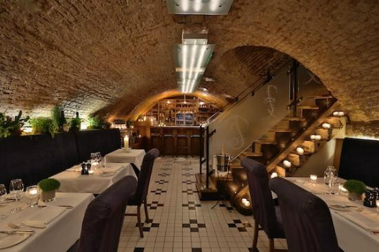 The Cellar Picture Of The Don Restaurant London