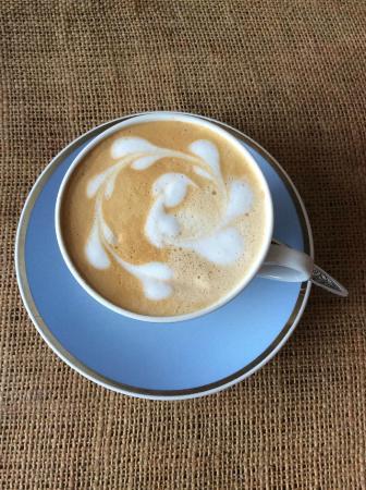 Meigle, UK: Latte