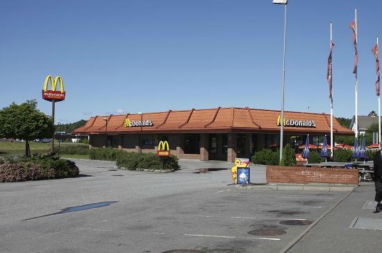 McDonald's Klokkegarden