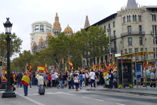 spaniens nationaldag