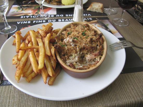 Restaurant A La Bonne Heure Villeurbanne